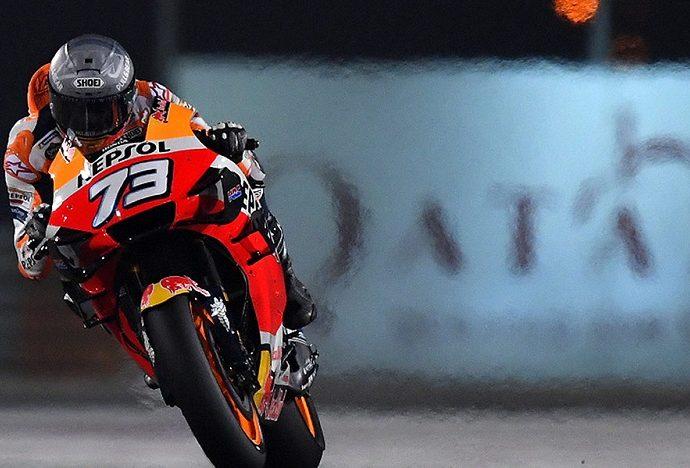 Alex Marquez Mendadak Tak Nyaman Kendarai Honda di Qatar