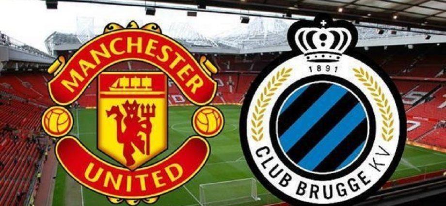 Prediksi Manchester United vs Club Brugge 28 Februari 2020