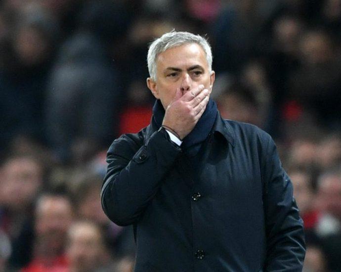Tottenham Kalah 4 Laga Beruntun, Waktunya Jose Mourinho Out?