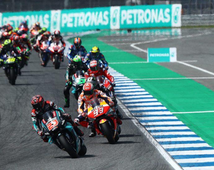 FIM-Dorna Resmi Umumkan MotoGP Thailand 2020 Ditunda