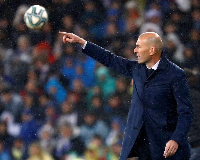 Juventus Ingin Bajak Zinedine Zidane dari Real Madrid