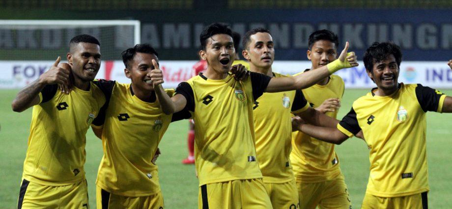 Usai Jalani Tes Virus Corona, Penyerang Bhayangkara FC Pilih Pulang Kampung