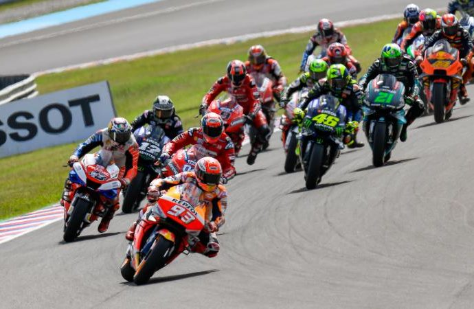 Argentina Sempat Terpikir Gelar MotoGP Tanpa Penonton
