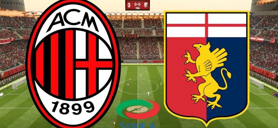 Prediksi AC Milan vs Genoa 8 Maret 2020
