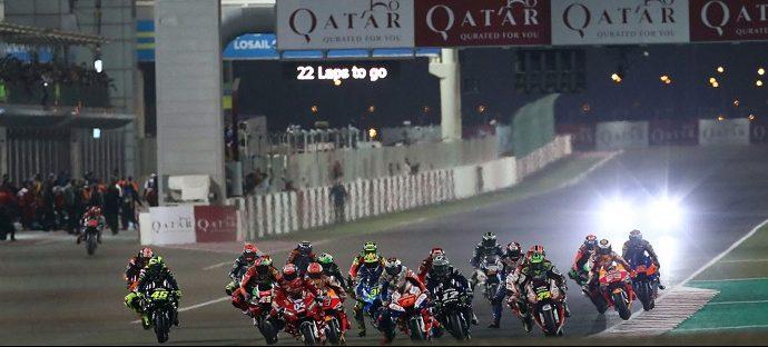 Wabah Virus Corona: Kelas MotoGP Qatar Resmi Dibatalkan