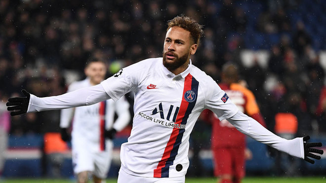 Usir Barcelona, PSG Siapkan Gaji Rp12 Miliar per Pekan untuk Neymar