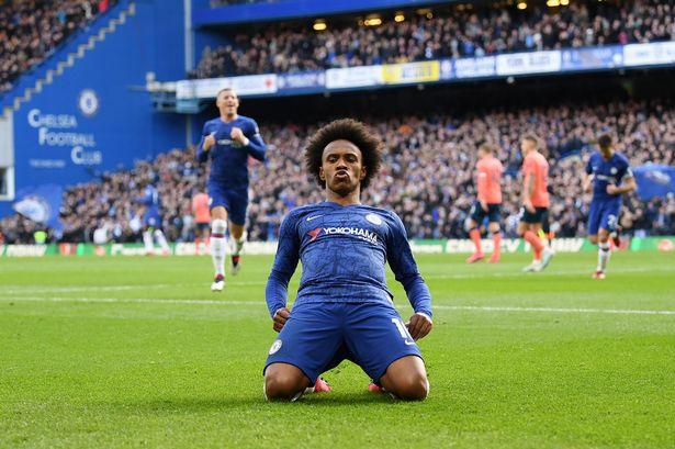 Sudah Terlalu Lama di Chelsea, Willian Didukung Pindah ke Juventus