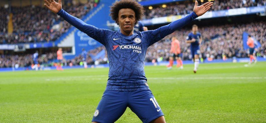 Agen: Willian Belum Putuskan Tinggalkan Chelsea