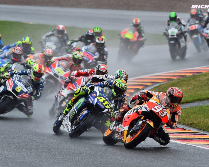 Promotor MotoGP Jerman Umumkan Penundaan, Cari Tanggal Baru