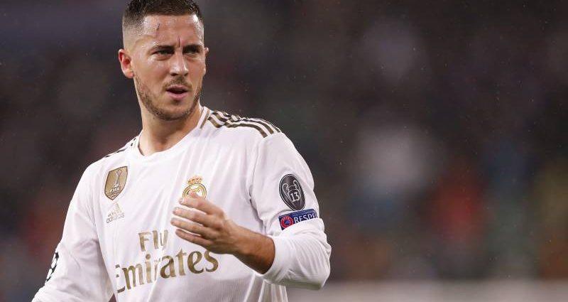 Eden Hazard Sebenarnya Belum Ngapa-ngapain di Real Madrid