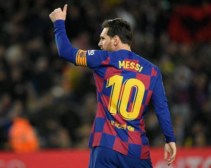 Messi ke Inter Milan, Moratti: Bukan Mimpi yang Terlarang