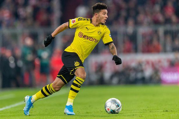 Jangan Tergoda Uang dari MU, Sancho Sebaiknya Bertahan di Dortmund
