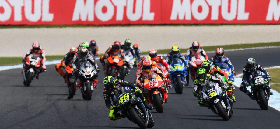 MotoGP Inggris dan Australia 2020 Resmi Dibatalkan Akibat Covid-19