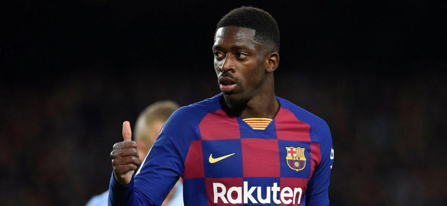 Tidak Laku Dijual, Barcelona Siap Pinjamkan Ousmane Dembele