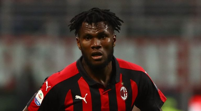 Usai Dikalahkan Juventus, Kessie Minta Milan Bangkit Kala Lawan Lecce