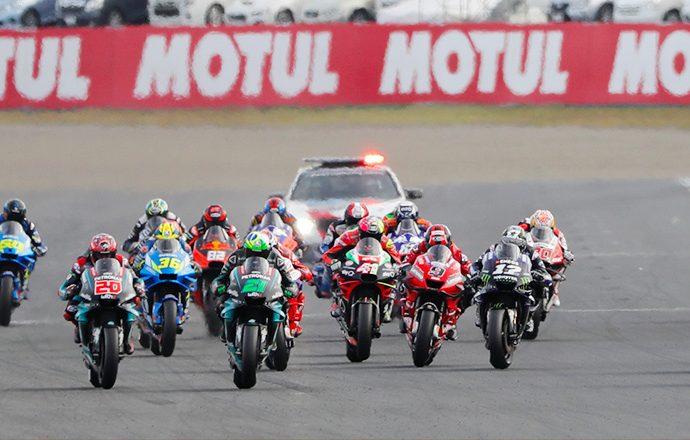 MotoGP Jepang Dibatalkan, Belum Ada Kejelasan Soal Balapan Non-Eropa