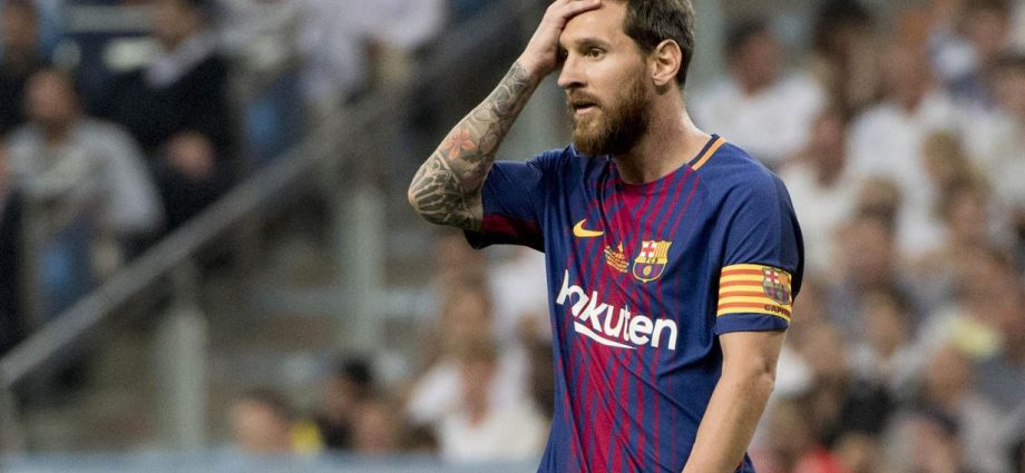 Melasnya Lionel Messi: Gini Kok Barcelona Mau Juara Liga Champions