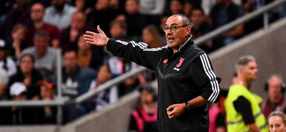 Juventus Melempem Karena Salah Ronaldo Cs, Bukan Sarri