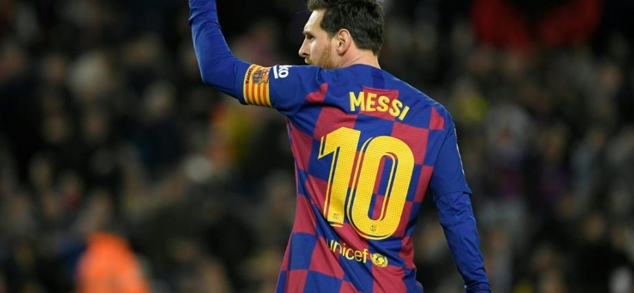 Pesan Berkelas Lionel Messi untuk Sang Legenda Madrid, Iker Casillas